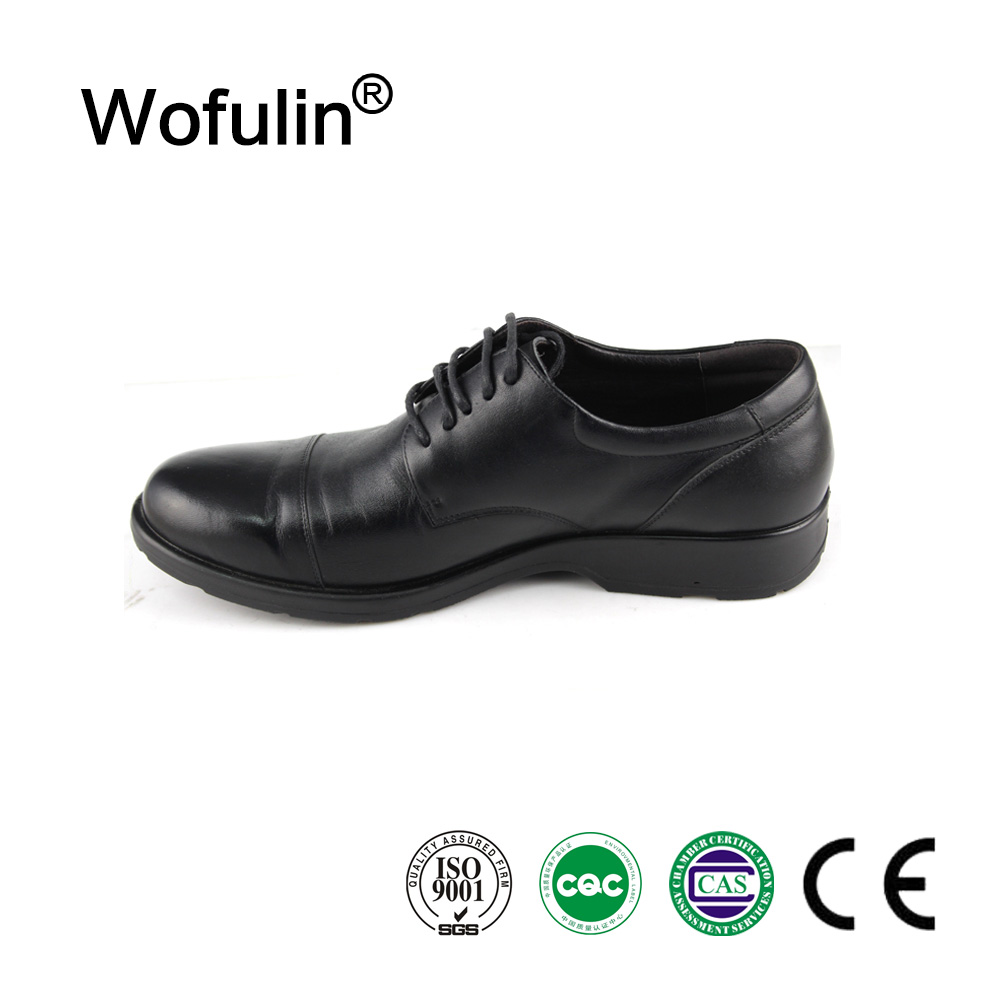 Shanghai Mens Genuine LeatherDress Oxfords Brogues Mens Soft Bottom Shoes