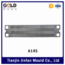 Jinfan Mould PHE Use Composite Titanium Heat Exchanger Plates