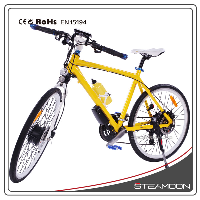 Pedal assist city electric bicycle trendy chopper electric bike