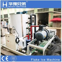 New condition ice making maching 15 ton/day industrial use ice maker with the best price