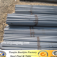 high tensile deformed steel bar HRB400 HRB500 for civil building with factory price in China
