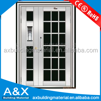 European Design Stainless Steel Door