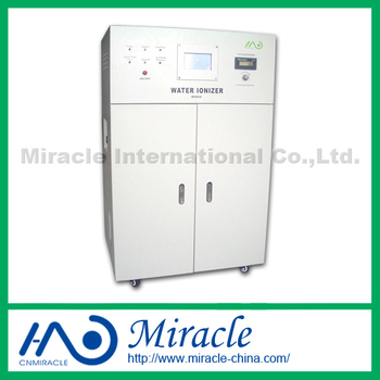 industrial Water Ionizer machine alkaline water ionizer with ce approved