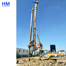 Usd Deep Foundation Equipment Sany Sr200 Rotary Drilling Rig for Sale