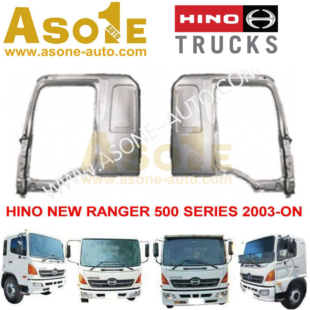 HINO NEW RANGER 500 SERIES 2003-ON Truck Side Panel
