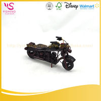 2016 hot sale wooden product handmade motorcycle model