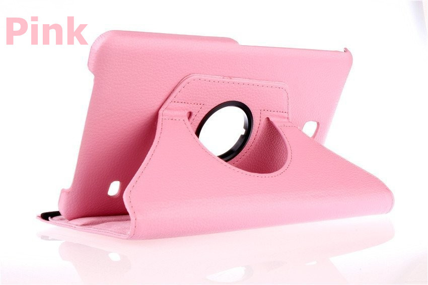 360 Rotating Cover For Samsung Galaxy Tab S3 9.7 T820 T825 Stand PU case