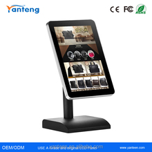 Rounded corner10.1inch android digital signage player,digital signage display