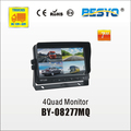 4 QUAD monitor camera system BY-08277MQ