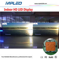 Promotion: high quality p4 led screen solution