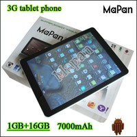 bulk wholesale gps android4.4 tablet, 9.7 inch wcdma mapan tablet pc with sim card
