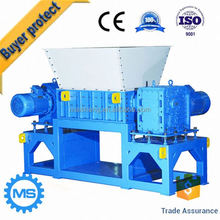 waste tire shredder equipment