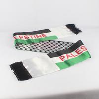 polyeser palestine scarf