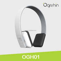 Foldable Light Wireless Bluetooth Headphone portable with 195mah Battery Hands free talking