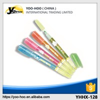 Dual-tip Colored Highlighter Marker pen for children