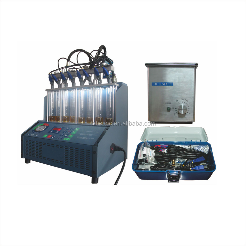 High quality HSJ-8B Fuel Injector Tester and Cleaner from haishu with low price