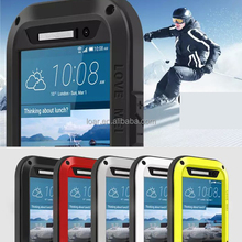 LOVE MEI For Htc One M9 Waterproof Shockproof Case