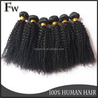 100% natural indian remy human hair best aliexpress indian hair raw unprocessed wholesale afro kinky hair weave for balck women