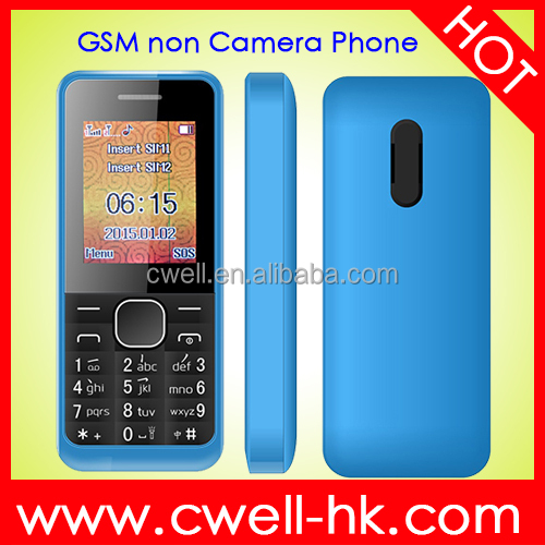 Low Price China Mobile Phone Without Camera 1.77 Inch Big Battery 400mah Long Standby ECON A132
