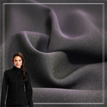 Double face composition 95 polyester 5 spandex waterproof crepe fabric