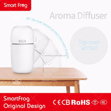 Air Aroma Diffuser With Humidification Function