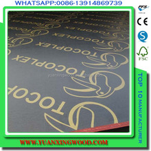 tego film faced plywood 9mm,arrow plywood,phenolic film faced plywood/building plywood/construction plywood