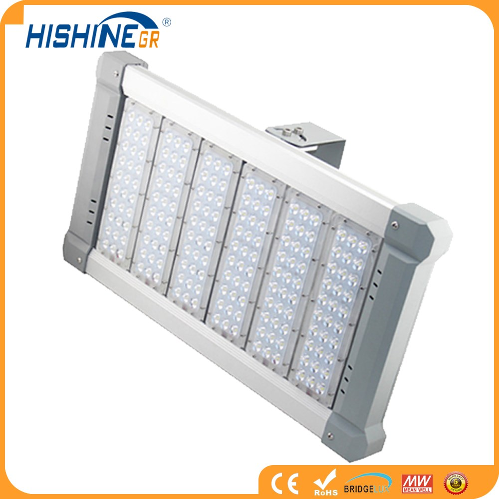 waterproof led tunnel flood lighting 240w modular LED flood tunnel light