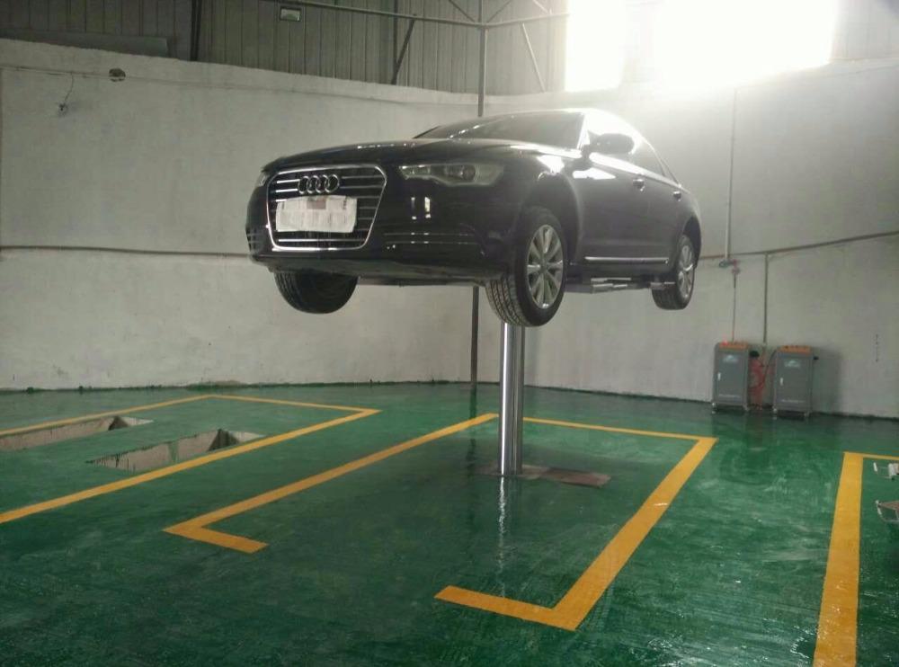 Hydraulic Car Lift : Auto lift electric hydraulic car inground