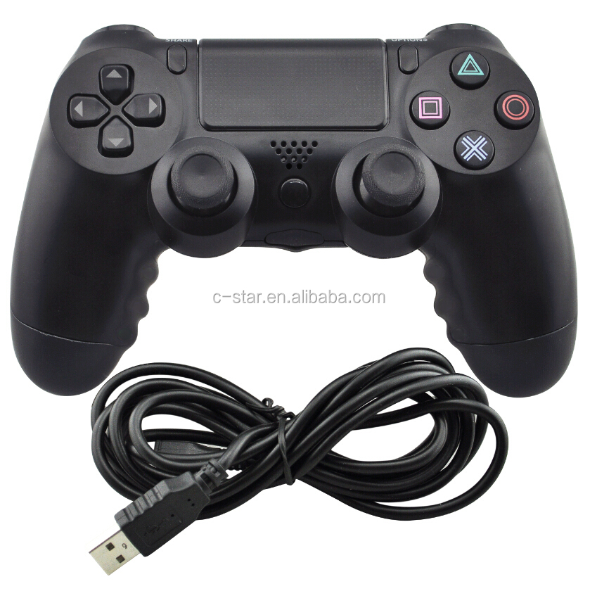 Wired controller for PS4 with high quality For PS4/pc