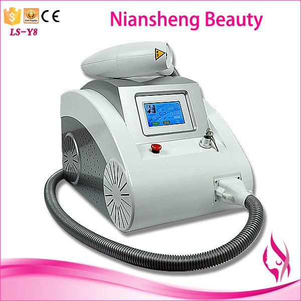 New product 1024nm 532nm wavelength laser eye surgery machine for eyebrow tattoo removal/tattoo removal