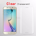 For Samsung Galaxy S7 Edge Tempered Glass Screen Protector 3D Curved Full Coverage Protective Film for Samsung S7 5 colors