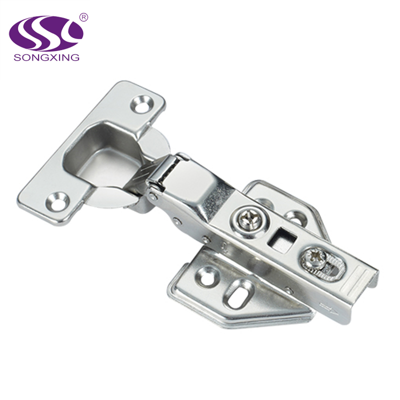 100g shanghai material iron slow closing door hinge