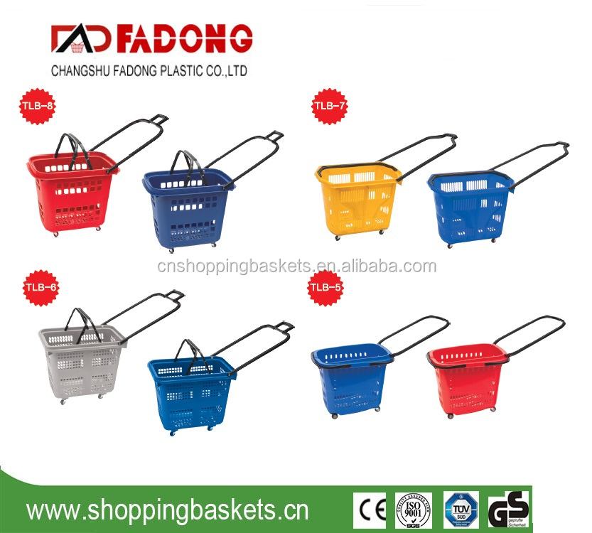 Best saling Plastic shopping basket for sale