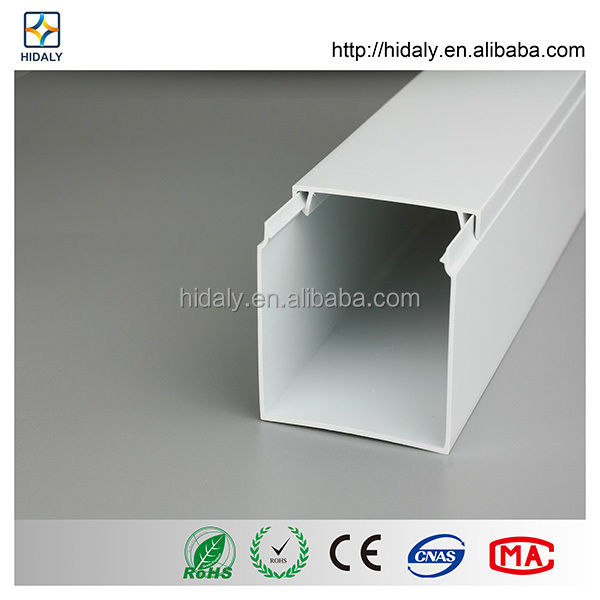 PVC Scrap Canvas Duct Electric Wire Plastic Cover