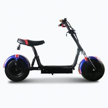2016 Morakot Fat Tire 48V 500W HIgh Quality Vespa Style Multicolor Options Electric Scooter/Motorcycle with Battery BP14
