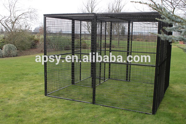 outdoor walk In garden large bird aviary cage