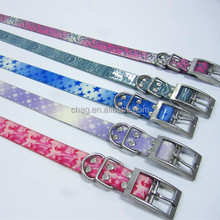 DIY design tpu dog collar, unusual pet dog products