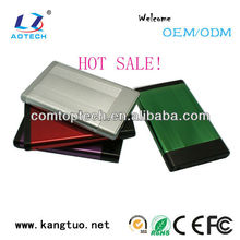 2.5 SATA USB hard disk Caddy HDD Enclosure Case