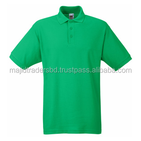 fashionable pique polo shirt for men and very smart looking