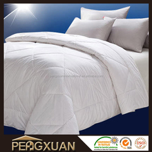 china supplier cheap summer white twin size thin comforter