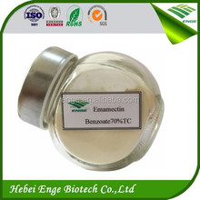 Broad Spectrum Insecticide and Miticide Emamectin Benzoate 70% TC