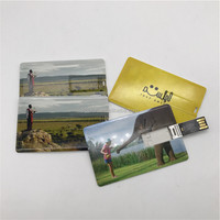 free color custom logo printing Cheap 1gb 2gb 4gb 8gb 16gb 32gb usb 2.0 plastic business card usb flash drive H
