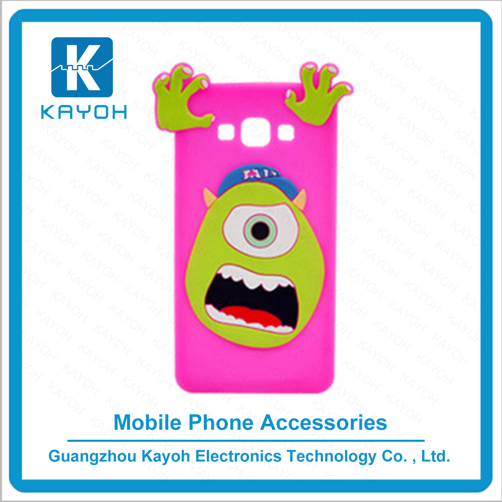 [kayoh]cheap new products custom design Michael cartoon mobile phone silicon case beautiful case for iphone 6