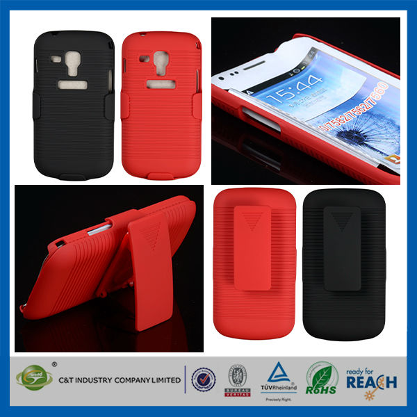 C&T Hot Shell Holster Belt clip case cover for blackberry 9620