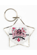 Custom star shape acrylic keychain , Promotion gifts 2015 star shaped acrylic keychain , key holder