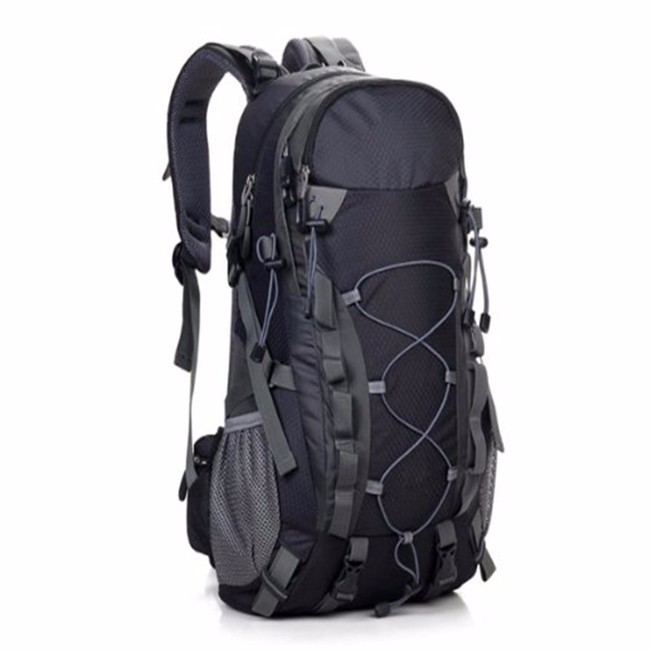 Wholesale 40L unisex high-capacity travel bag contains rain cover outdoor backpack