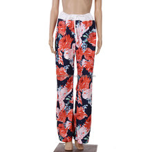 In Stock Monogramed Woman Lilly Broad Trousers
