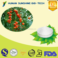 Favorable price of Taxus chinensis extract powder 98% Taxol