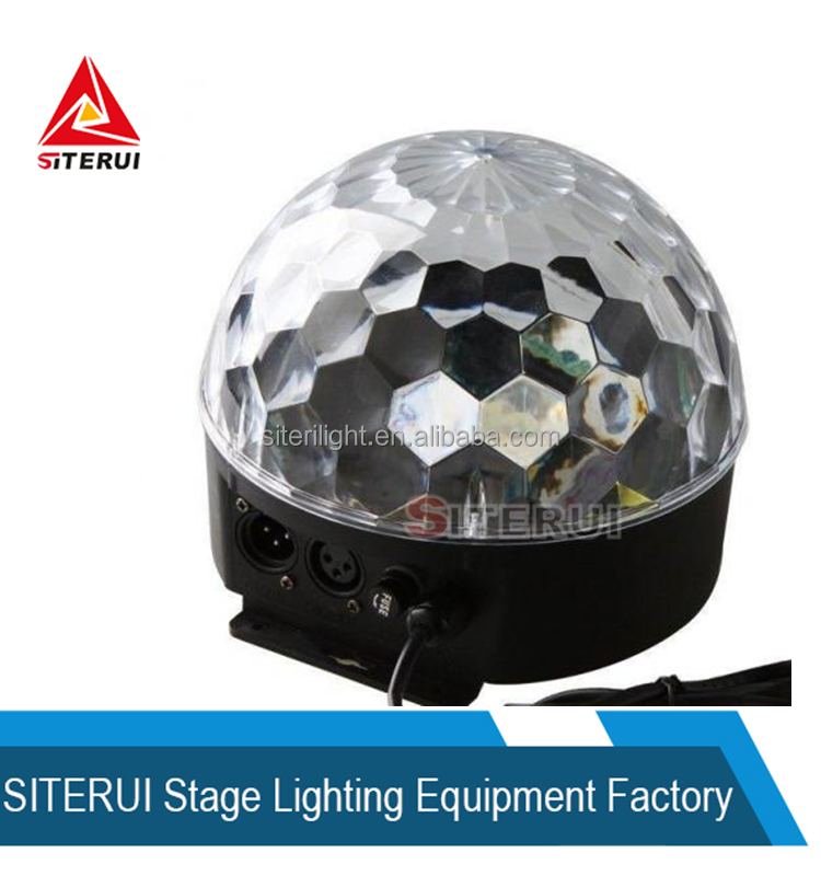 Party/disco/dj stage LED Light Source Lamp Laser Lighting Stage Light Magic Crystal Ball