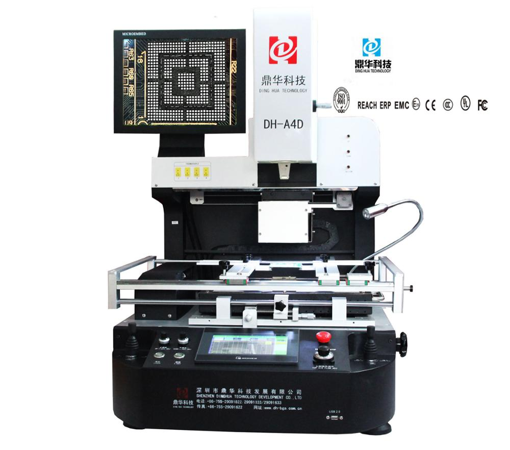 Desoldering soldering optical alignment BGA rework station